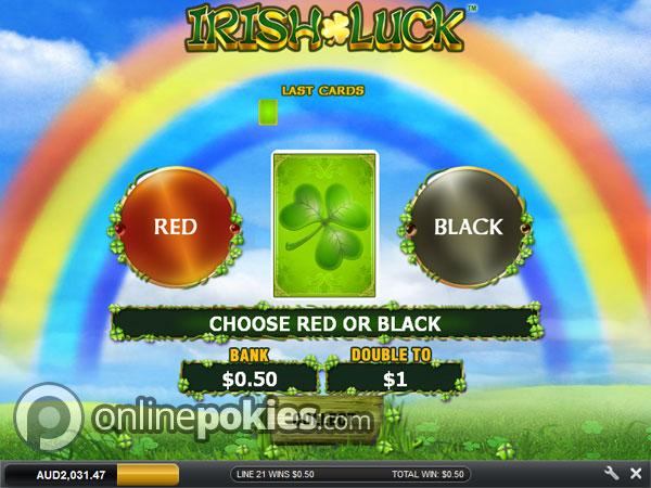 Play Irish Luck Online Pokies at Casino.com Australia