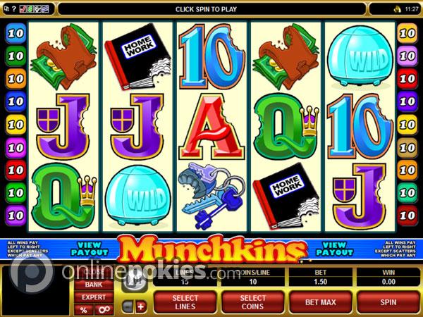 Munchkins Online Game