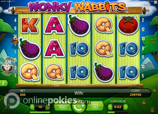 online casino games reviews wonky