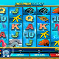 Dolphin Coast Pokie