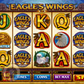 Eacgles Wings Pokie Preview