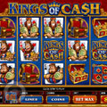 Kings of Cash Pokie Preview