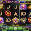 Lost Island Pokie Preview