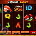 So Much Sushi Pokie Preview