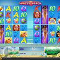 Sunset Beach Pokie Preview